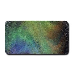 Frosted Glass Background Psychedelic Medium Bar Mats by Celenk