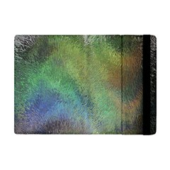 Frosted Glass Background Psychedelic Apple Ipad Mini Flip Case by Celenk