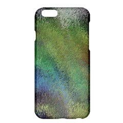 Frosted Glass Background Psychedelic Apple Iphone 6 Plus/6s Plus Hardshell Case by Celenk