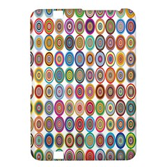 Decorative Ornamental Concentric Kindle Fire Hd 8 9  by Celenk