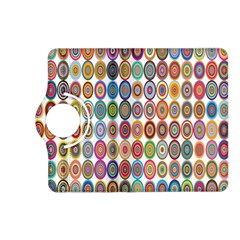 Decorative Ornamental Concentric Kindle Fire Hd (2013) Flip 360 Case by Celenk