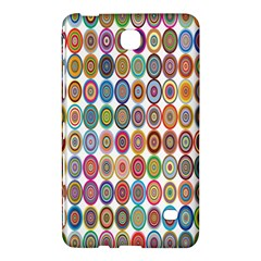 Decorative Ornamental Concentric Samsung Galaxy Tab 4 (8 ) Hardshell Case  by Celenk