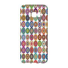 Decorative Ornamental Concentric Samsung Galaxy S8 Hardshell Case