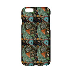 Pattern Background Fish Wallpaper Apple Iphone 6/6s Hardshell Case by Celenk