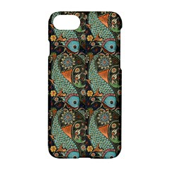 Pattern Background Fish Wallpaper Apple Iphone 8 Hardshell Case by Celenk