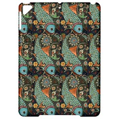 Pattern Background Fish Wallpaper Apple Ipad Pro 9 7   Hardshell Case by Celenk