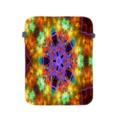 Kaleidoscope Pattern Ornament Apple Ipad 2/3/4 Protective Soft Cases by Celenk