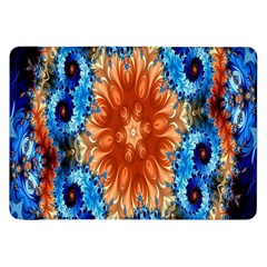 Alchemy Kaleidoscope Pattern Samsung Galaxy Tab 8 9  P7300 Flip Case by Celenk