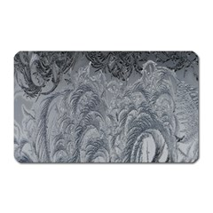 Abstract Art Decoration Design Magnet (rectangular) by Celenk