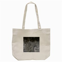 Abstract Art Decoration Design Tote Bag (cream) by Celenk