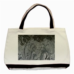 Abstract Art Decoration Design Basic Tote Bag by Celenk