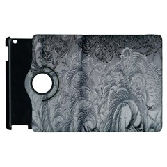 Abstract Art Decoration Design Apple Ipad 2 Flip 360 Case by Celenk