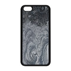 Abstract Art Decoration Design Apple Iphone 5c Seamless Case (black) by Celenk