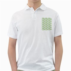 Watercolor Christmas Tree Golf Shirts by patternstudio