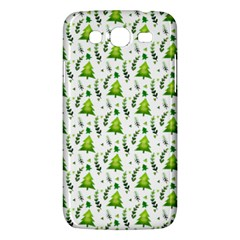 Watercolor Christmas Tree Samsung Galaxy Mega 5 8 I9152 Hardshell Case  by patternstudio