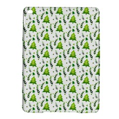 Watercolor Christmas Tree Ipad Air 2 Hardshell Cases by patternstudio