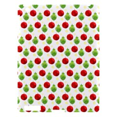 Watercolor Ornaments Apple Ipad 3/4 Hardshell Case by patternstudio
