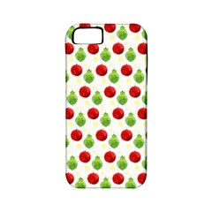 Watercolor Ornaments Apple Iphone 5 Classic Hardshell Case (pc+silicone) by patternstudio