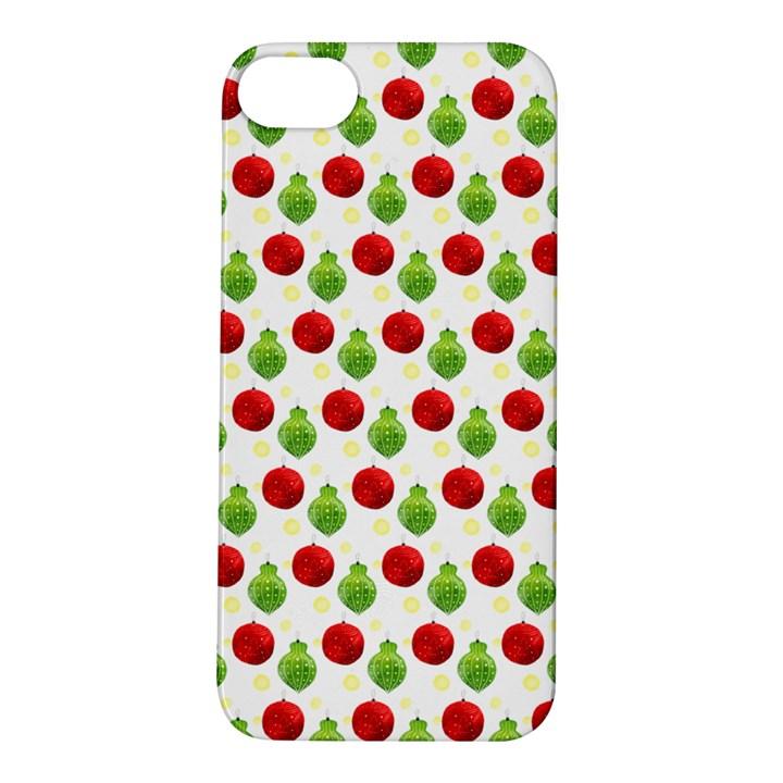 Watercolor Ornaments Apple iPhone 5S/ SE Hardshell Case