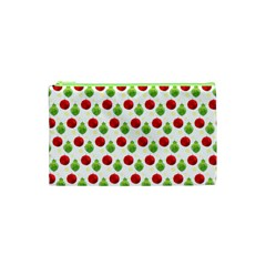 Watercolor Ornaments Cosmetic Bag (xs) by patternstudio