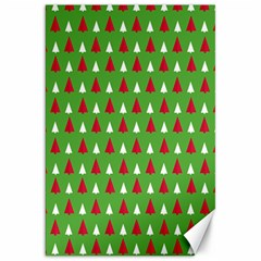 Christmas Tree Canvas 20  X 30   by patternstudio