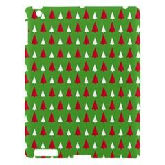 Christmas Tree Apple Ipad 3/4 Hardshell Case by patternstudio