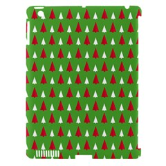 Christmas Tree Apple Ipad 3/4 Hardshell Case (compatible With Smart Cover) by patternstudio