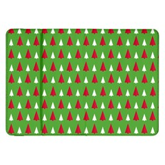 Christmas Tree Samsung Galaxy Tab 8 9  P7300 Flip Case by patternstudio
