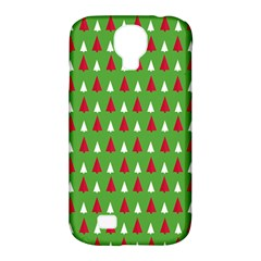 Christmas Tree Samsung Galaxy S4 Classic Hardshell Case (pc+silicone) by patternstudio