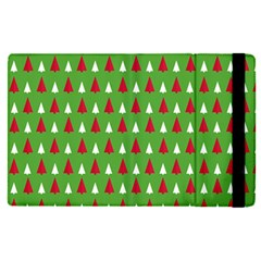 Christmas Tree Apple Ipad Pro 9 7   Flip Case by patternstudio