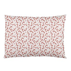 Candy Cane Pillow Case by patternstudio