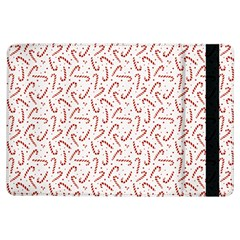 Candy Cane Ipad Air Flip by patternstudio