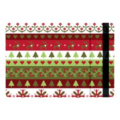 Christmas Spirit Pattern Apple Ipad Pro 10 5   Flip Case by patternstudio