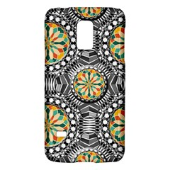 Beveled Geometric Pattern Galaxy S5 Mini by linceazul