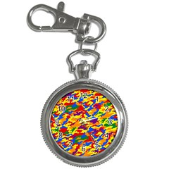 Homouflage Gay Stealth Camouflage Key Chain Watches by PodArtist