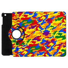 Homouflage Gay Stealth Camouflage Apple Ipad Mini Flip 360 Case by PodArtist