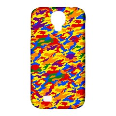 Homouflage Gay Stealth Camouflage Samsung Galaxy S4 Classic Hardshell Case (pc+silicone) by PodArtist