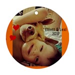 Elliott and Lexi - Ornament (Round)