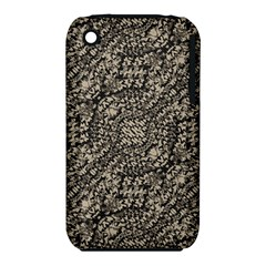 Animal Print Camo Pattern Iphone 3s/3gs by dflcprints