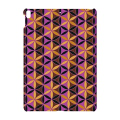 Flower Of Life Purple Gold Apple Ipad Pro 10 5   Hardshell Case by Cveti