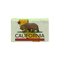 California Bear Cosmetic Bag (xs) by allthingseveryday