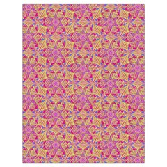 Kaledoscope Pattern  Drawstring Bag (large) by Cveti