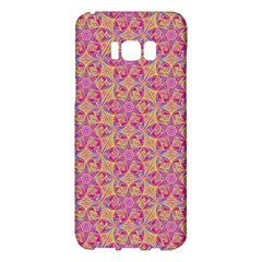 Kaledoscope Pattern  Samsung Galaxy S8 Plus Hardshell Case
