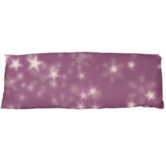 Blurry Stars Lilac Body Pillow Case Dakimakura (two Sides) by MoreColorsinLife