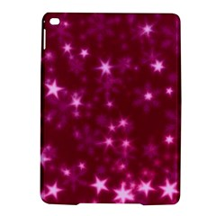 Blurry Stars Pink Ipad Air 2 Hardshell Cases by MoreColorsinLife