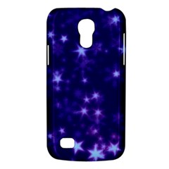 Blurry Stars Blue Galaxy S4 Mini by MoreColorsinLife