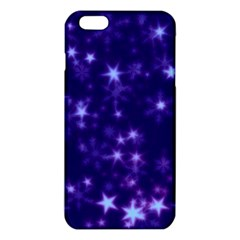 Blurry Stars Blue Iphone 6 Plus/6s Plus Tpu Case by MoreColorsinLife
