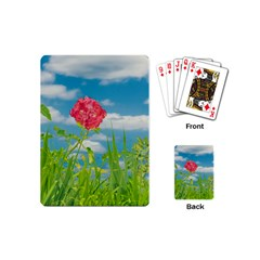 Beauty Nature Scene Photo Playing Cards (mini)  by dflcprints