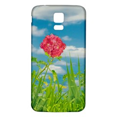 Beauty Nature Scene Photo Samsung Galaxy S5 Back Case (white) by dflcprints