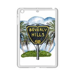 Beverly Hills Ipad Mini 2 Enamel Coated Cases by allthingseveryday
